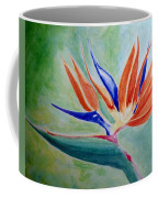 Bird Of Paradise, Noon Coffee Mug