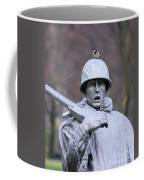 Bird On My Head Coffee Mug