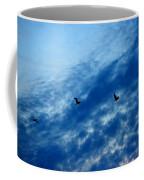 Bird Set Free II  Coffee Mug