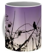 Bird Sings Coffee Mug