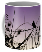 Bird Sings Coffee Mug