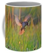 Bird With Prey Coffee Mug