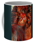 Bird Woman Coffee Mug