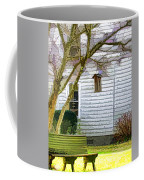 Birdhouse 6 Coffee Mug