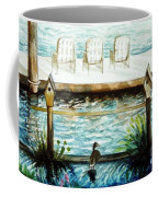 Birdhouse Haven Coffee Mug