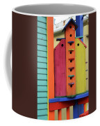 Birdhouses For Colorful Birds 5 Coffee Mug