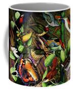 Birdland Coffee Mug by Joseph Mosley