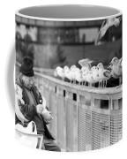 Birdman Of Lower Manhattan Coffee Mug