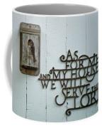 Birds And Bible Verse Coffee Mug