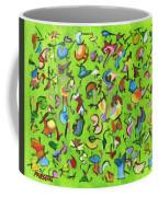 Birds And Bugs Coffee Mug