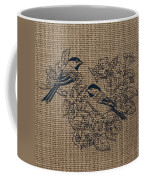 Birds And Burlap 1 Coffee Mug