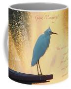 Birds And Fun At Butler Park Austin - Birds 3 Detail Macro Poster - Good Morning Coffee Mug