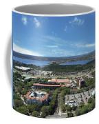 Birds Eye View Orlando Florida Coffee Mug