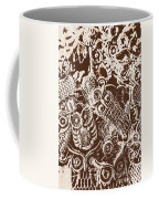 Birds From The Old World Coffee Mug
