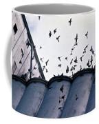 Birds In Flight Coffee Mug