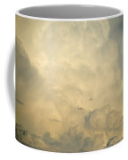 Birds In The Clouds Coffee Mug