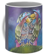 Birds Of A Feather Stick Together Coffee Mug