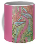 Birds Of Paradise Coffee Mug