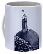 Birds On Church In Peru Coffee Mug