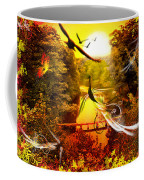 Birds World Coffee Mug