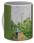 Birdwatching On Honeymoon Island Coffee Mug