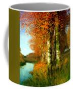 Birken Am Moorgraben 1896 Coffee Mug