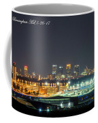Birmingham Airport ,skyline Coffee Mug
