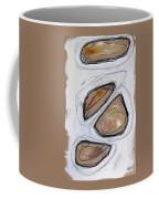 Birth Of Logic Coffee Mug by Rick Baldwin