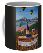 Birthday Balloons Coffee Mug