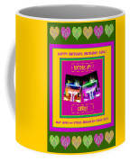 Birthday Girl's Birthday Wishes Coffee Mug