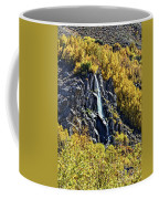 Bishop Creek Falls Coffee Mug