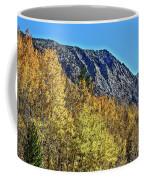 Bishop Creek Mountains Coffee Mug