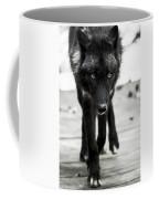 Bishop Wolf Coffee Mug