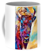 Bison 2 Coffee Mug