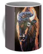 Bison At Dusk Coffee Mug