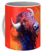 Bison Attitude Coffee Mug