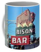 Miles City Montana - Bison Bar Coffee Mug