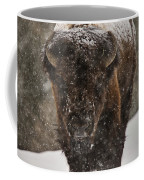 Bison Buffalo Wyoming Yellowstone Coffee Mug