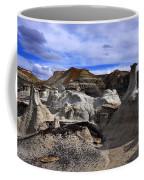 Bisti Badlands 1 Coffee Mug