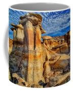 Bisti Badlands 12 Coffee Mug