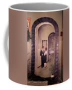 Bistro Mural Detail 6 Coffee Mug