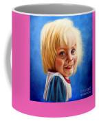 Bite Your Tongue  Coffee Mug