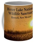 Bitter Lake National Wildlife Refuge Birds, Roswell, New Mexico Coffee Mug