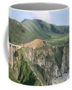 Bixby Bridge Over Bixby Creek Coffee Mug by Rich Reid