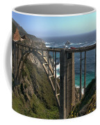 Bixby Creek Bridge 5 Coffee Mug