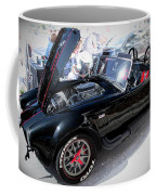 Black 427 Cobra Coffee Mug