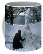 Black And Ice Coffee Mug