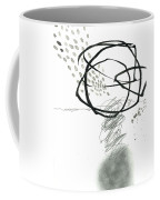 Black And White # 10 Coffee Mug