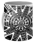 Black And White Abstracts Coffee Mug