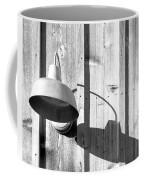 Black And White Barn Fixture 2 Coffee Mug